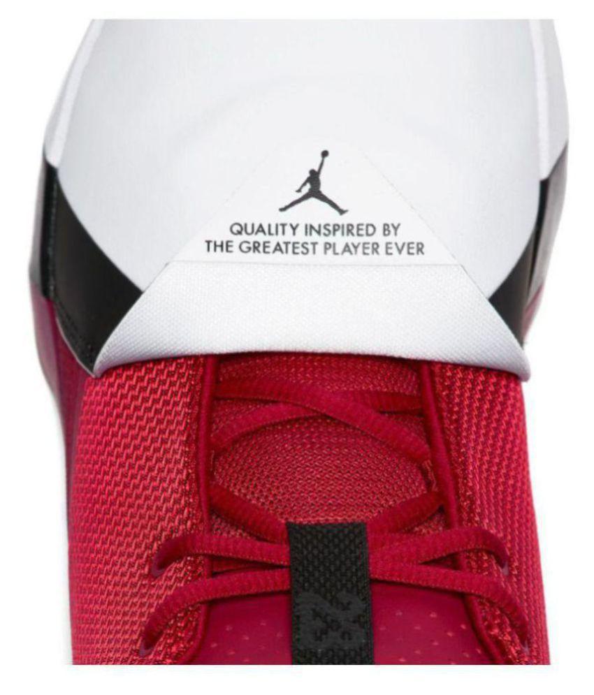 the best attitude 92134 22c20 Nike Jordan Ultra Fly 3 White Basketball Shoes