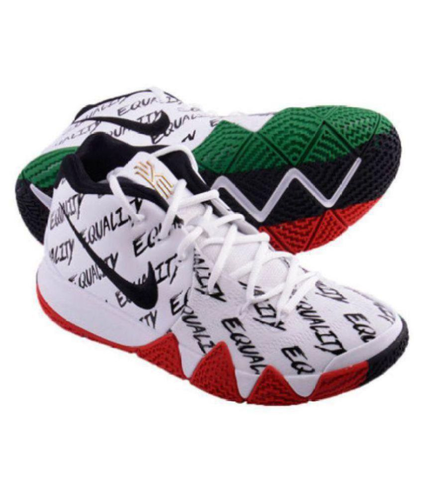 watch c8f96 33aeb Nike Kyrie 4 Equality Multi Color Basketball Shoes