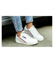 Adidas CONTINENTAL 80 White Running Shoes