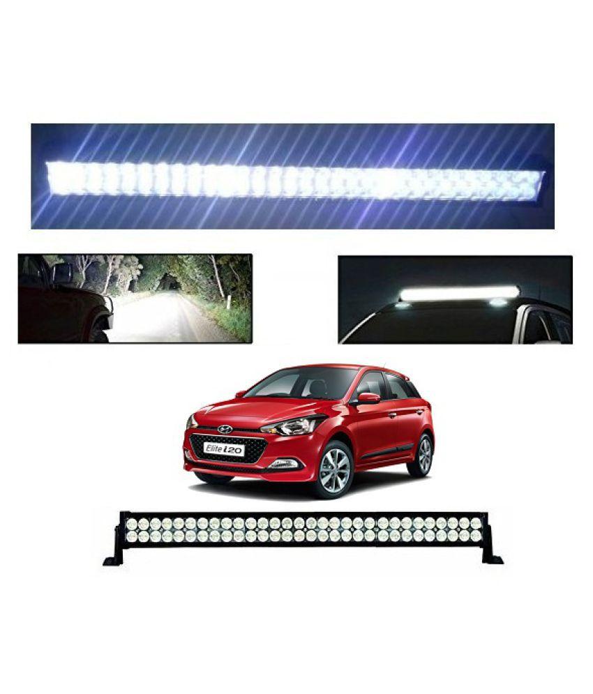 Trigcars Hyundai i20 Elite Bar Light Fog Light 32Inch 120Watt
