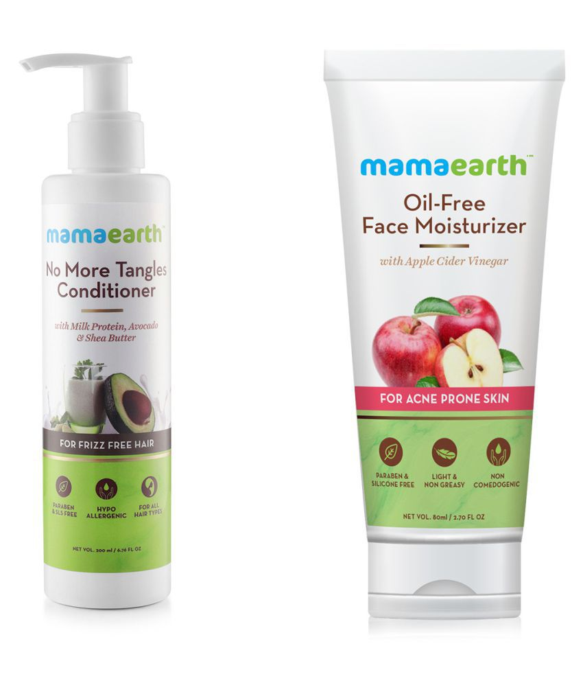 Mamaearth Instant Conditioners 200 mL Pack of 2