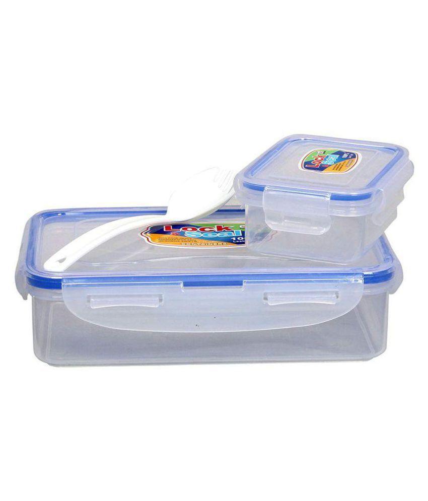 BHUVI Multicolour Lunch Box