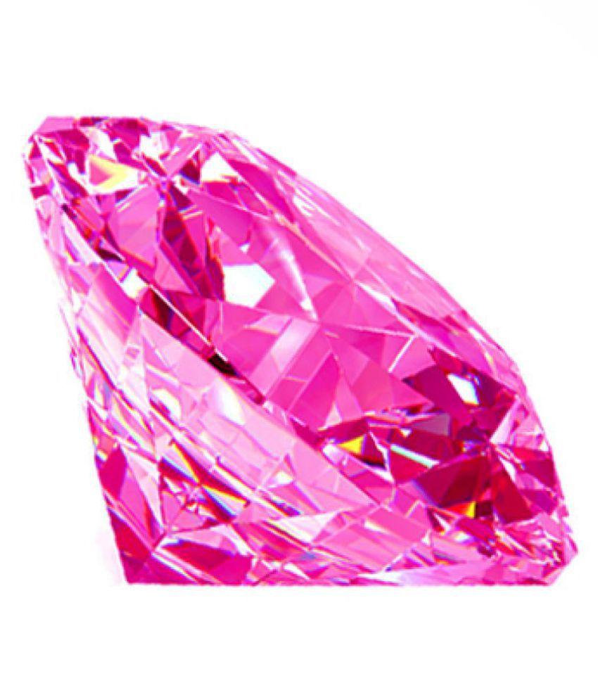 Maya Gems/Natural 5.25 Ratti Pink Diamond Gemstone