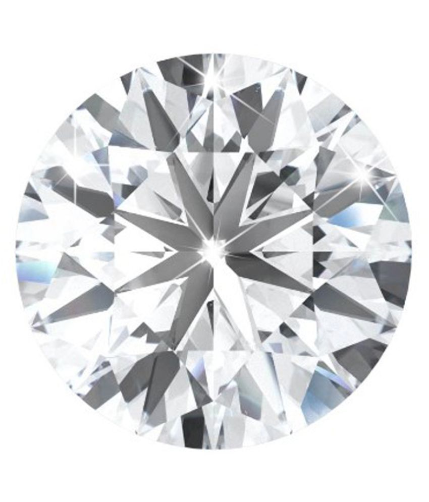 100% Certified 0.87 Carat White Moissanite Diamond (Heera) Brilliant Round Excellent Cut Loose Gemstone AAA+ Quality