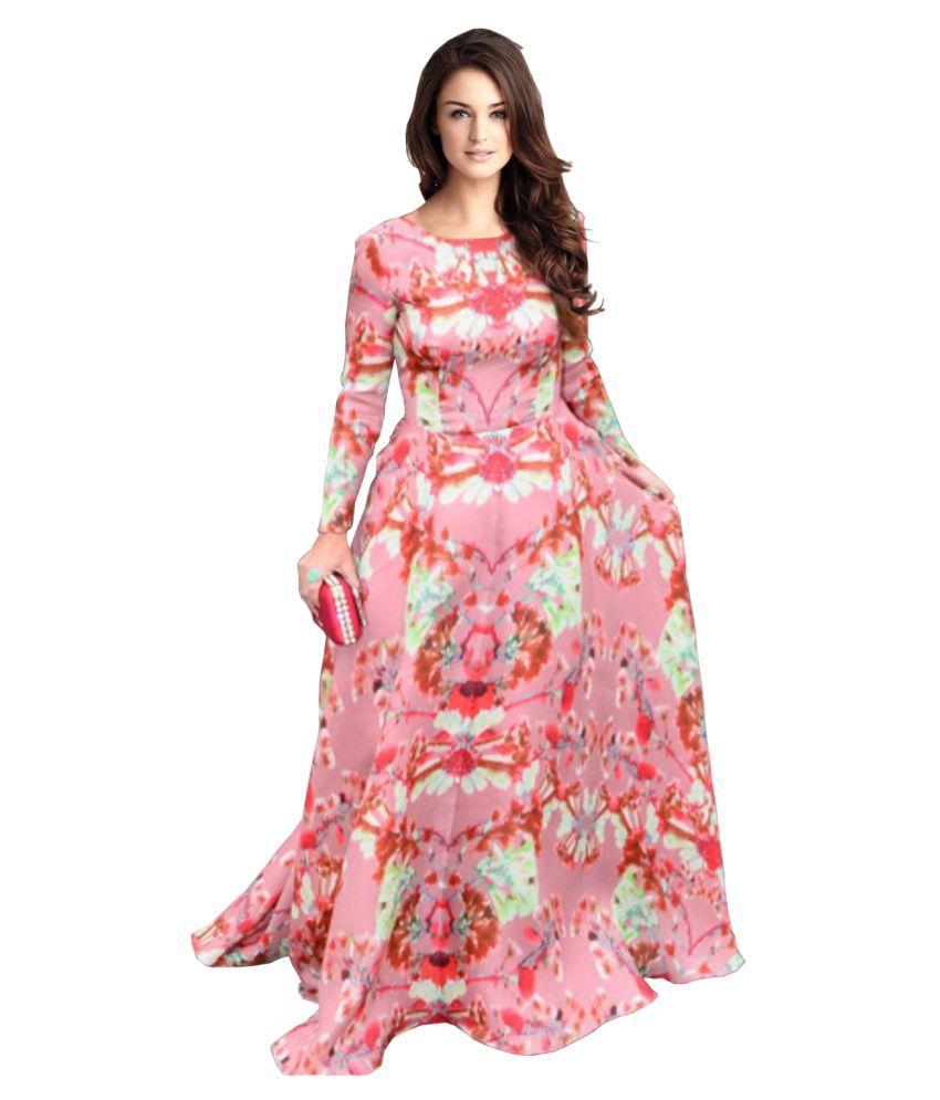 ritshila Pink Cotton Jumpsuit