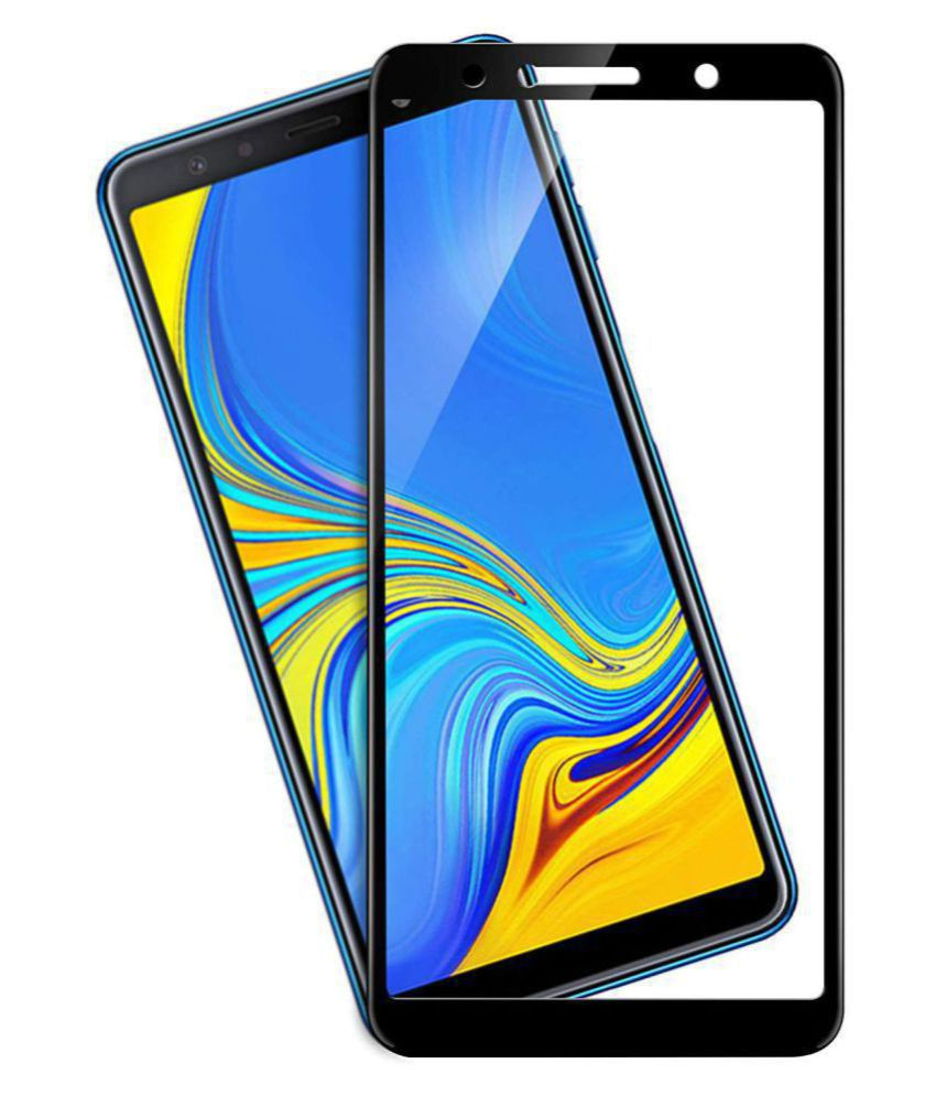 Samsung J7-6 Tempered Glass Screen Guard By vinimox