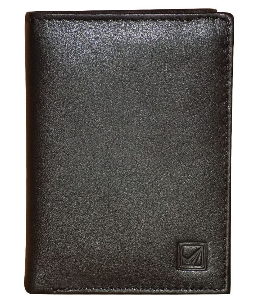 Style 98 Black Travel Card Holder