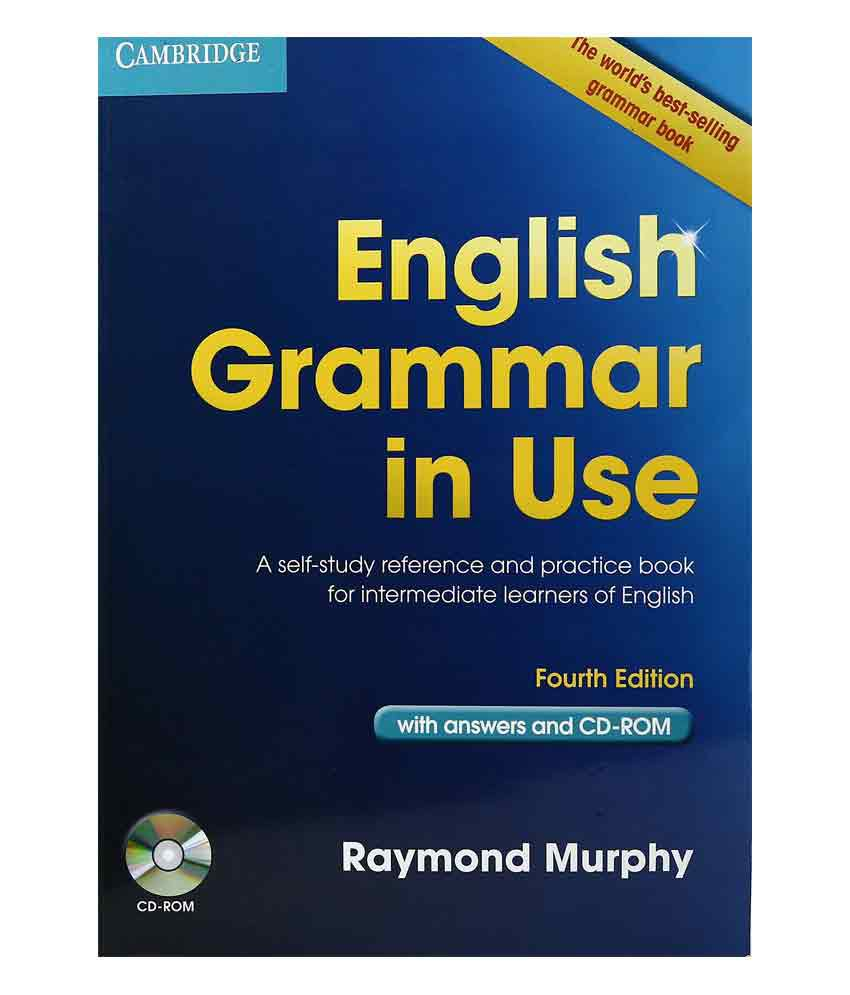English Grammar In Use With Answers & Cd Rom Paperback English