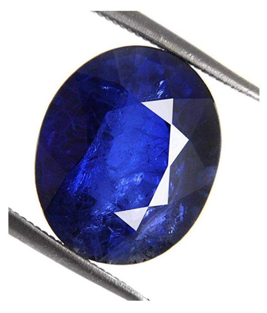 Maya Gems/Best Quality Natural BLUE SAPPHIRE (Neelam)