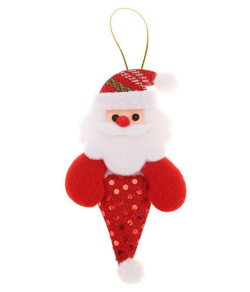 Best Price On Christmas Trees: Cute Cartoon Christmas Tree Hanging Ornament Xmas New Year