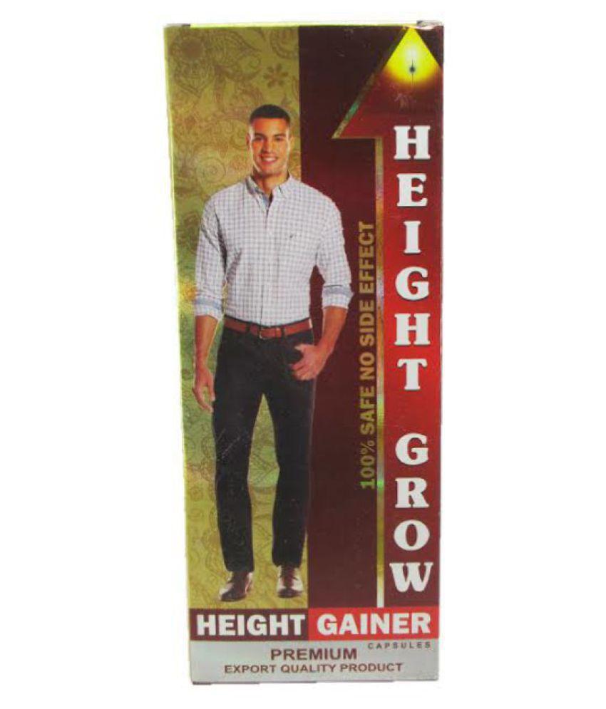 Dr Chopra Pharmacls Height Grow Capsule 60 no.s Pack Of 2