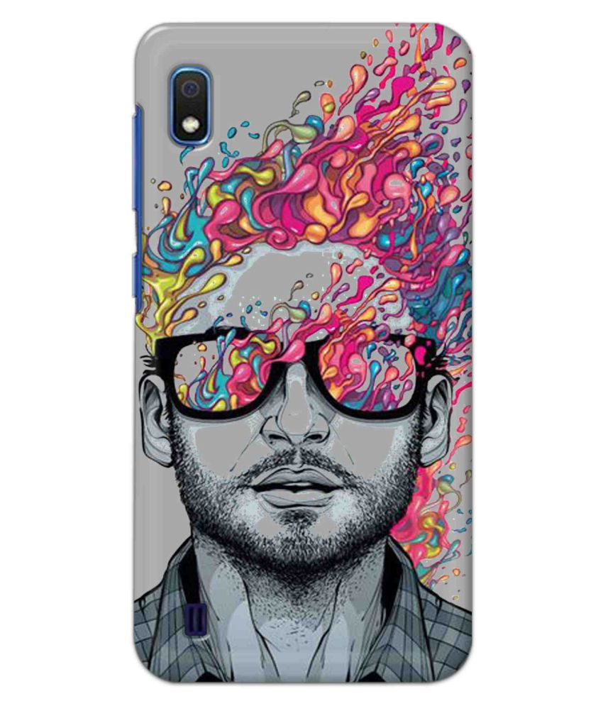 Samsung Galaxy A10 Printed Cover By Printor