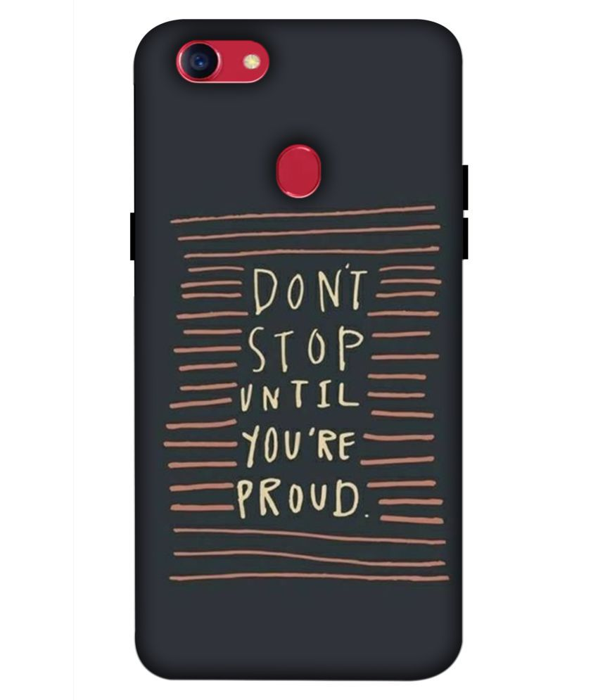 Oppo F5 3D Back Covers By DoubleF