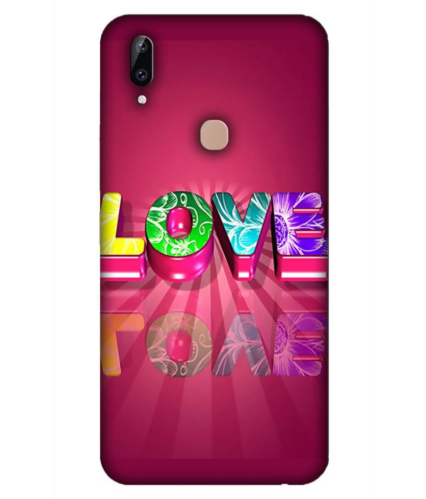 Vivo Y83 Pro 3D Back Covers By DoubleF