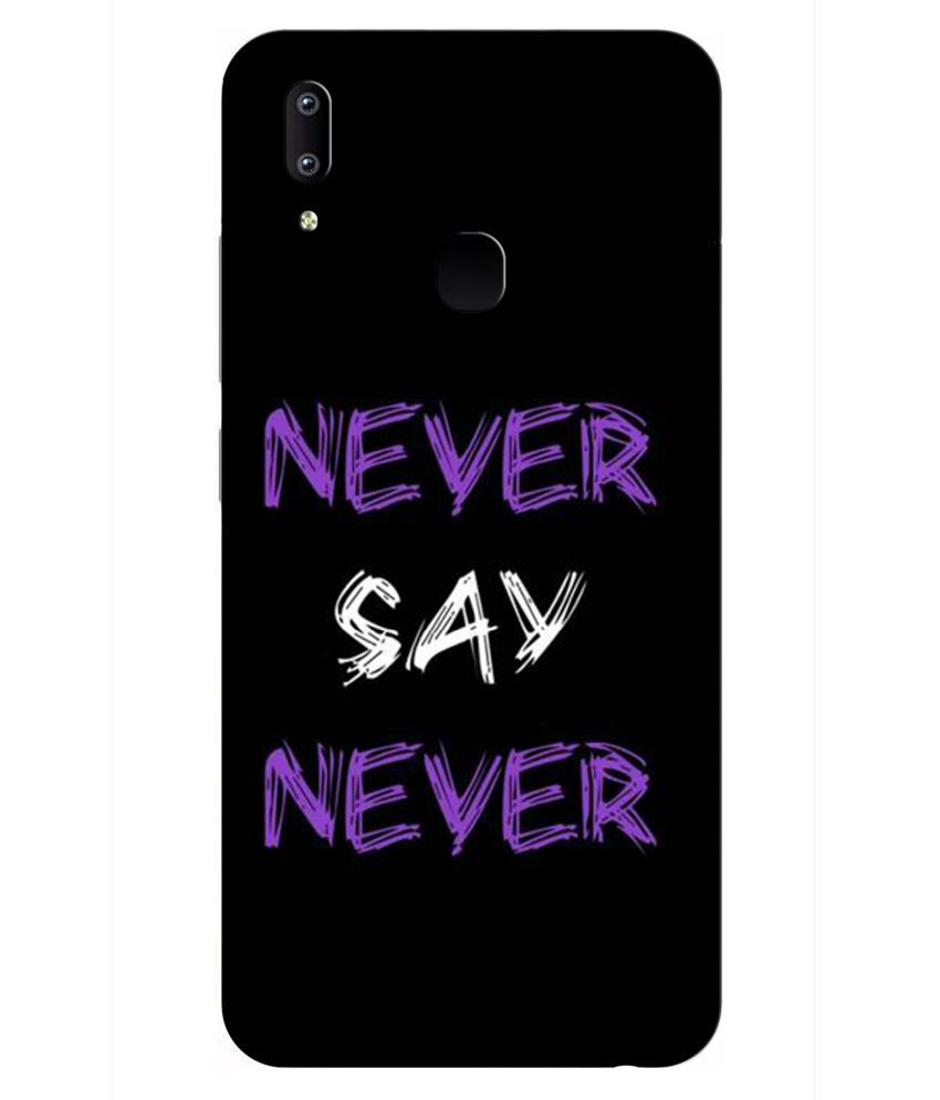 Vivo Y93 3D Back Covers By DoubleF