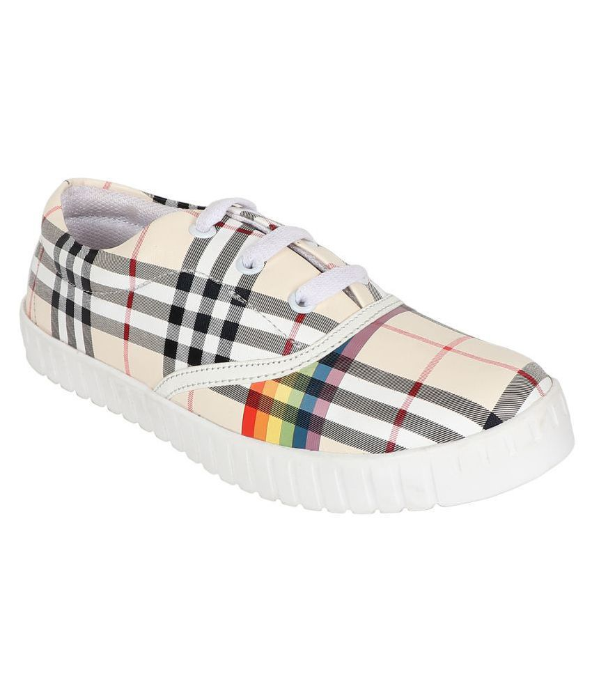 KT PeachPuff Casual Shoes
