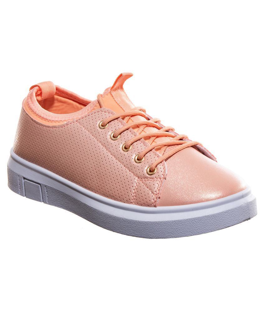 Khadim's Pink Casual Shoes