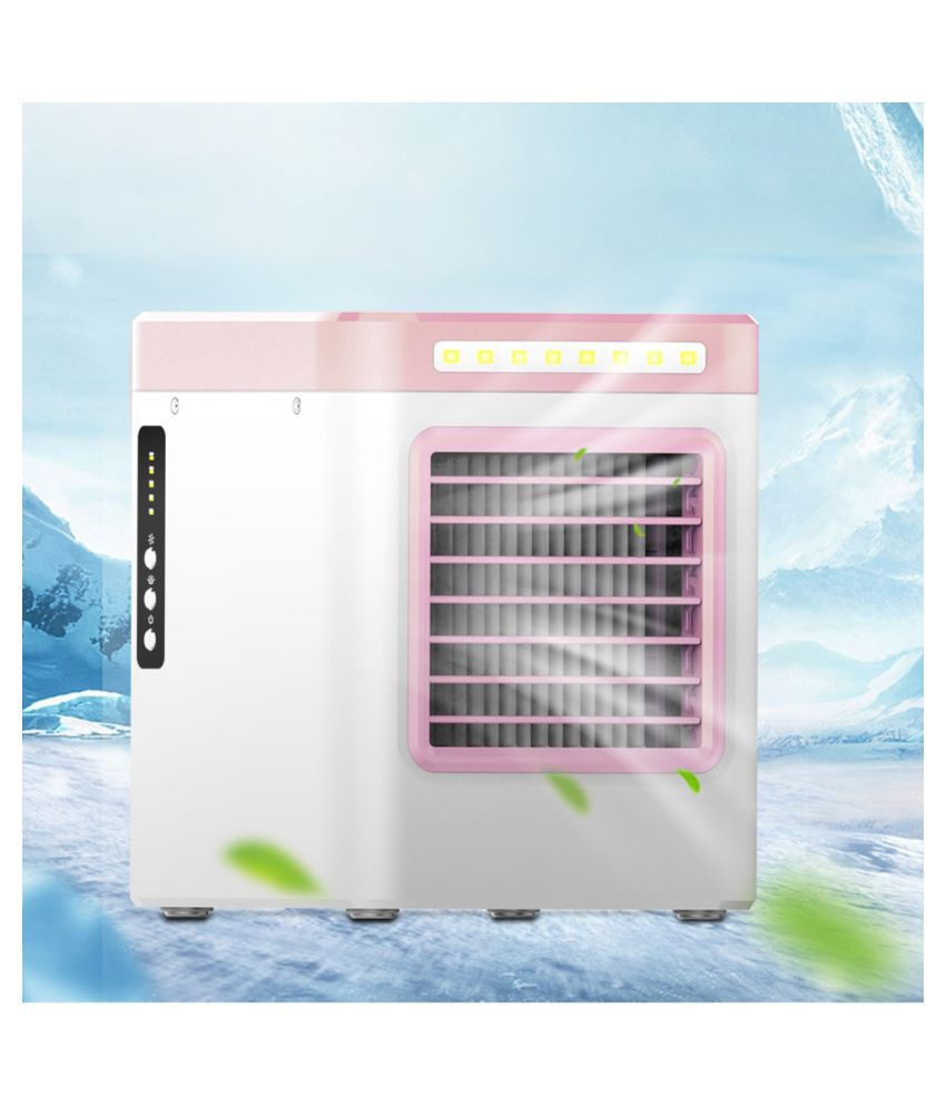 New Charging S9 Mini Portable Air Conditioning Fan Home Refrigerator Cooler AU