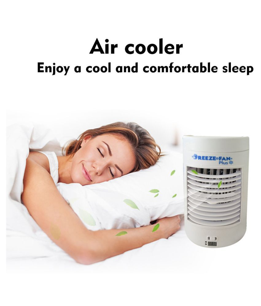 USB Portable  Air Conditioner Cool Cooling For Bedroom Cooler Fan