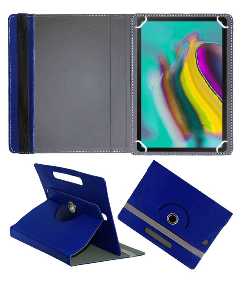 Samsung Galaxy Tab S5E Flip Cover By FASTWAY Blue