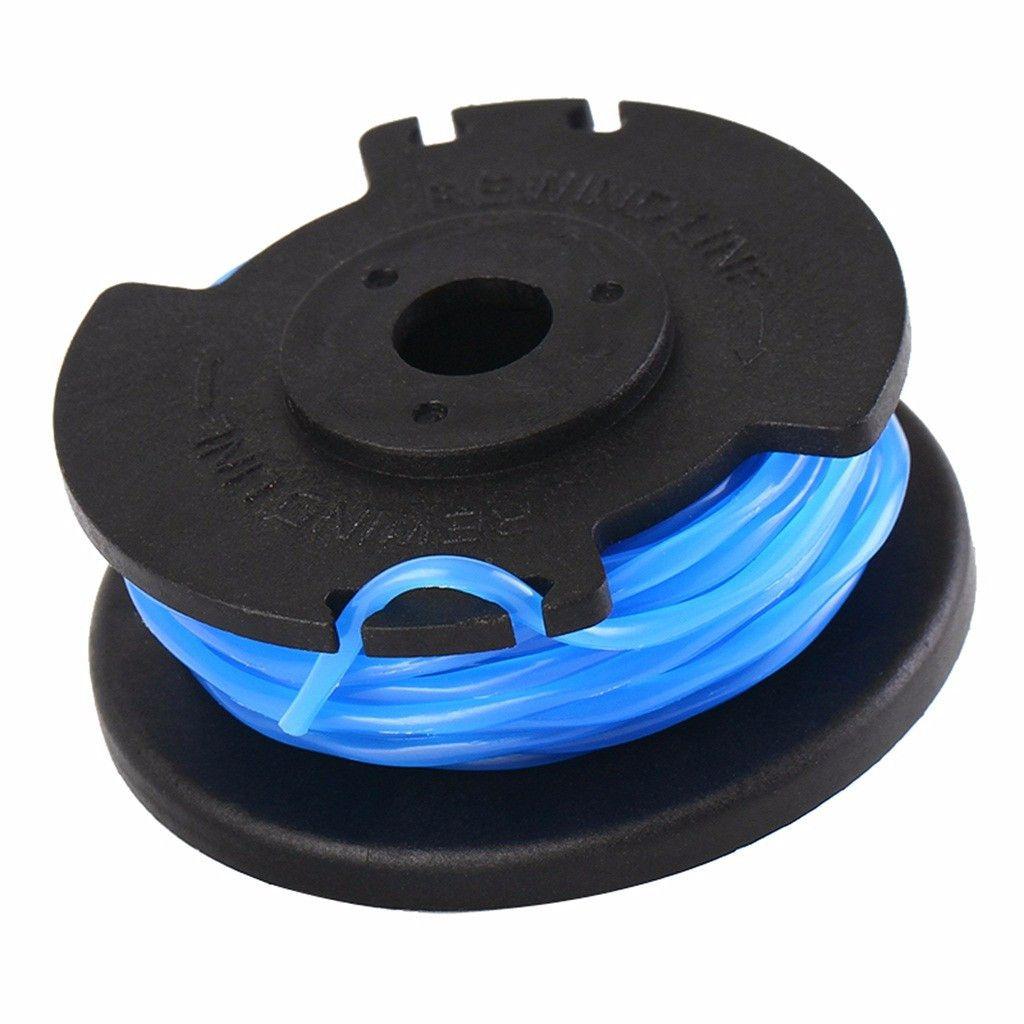 AC14RL3A .065 Line and Spool For Ryobi 18 24 String Trimmer Line For Ryobi One