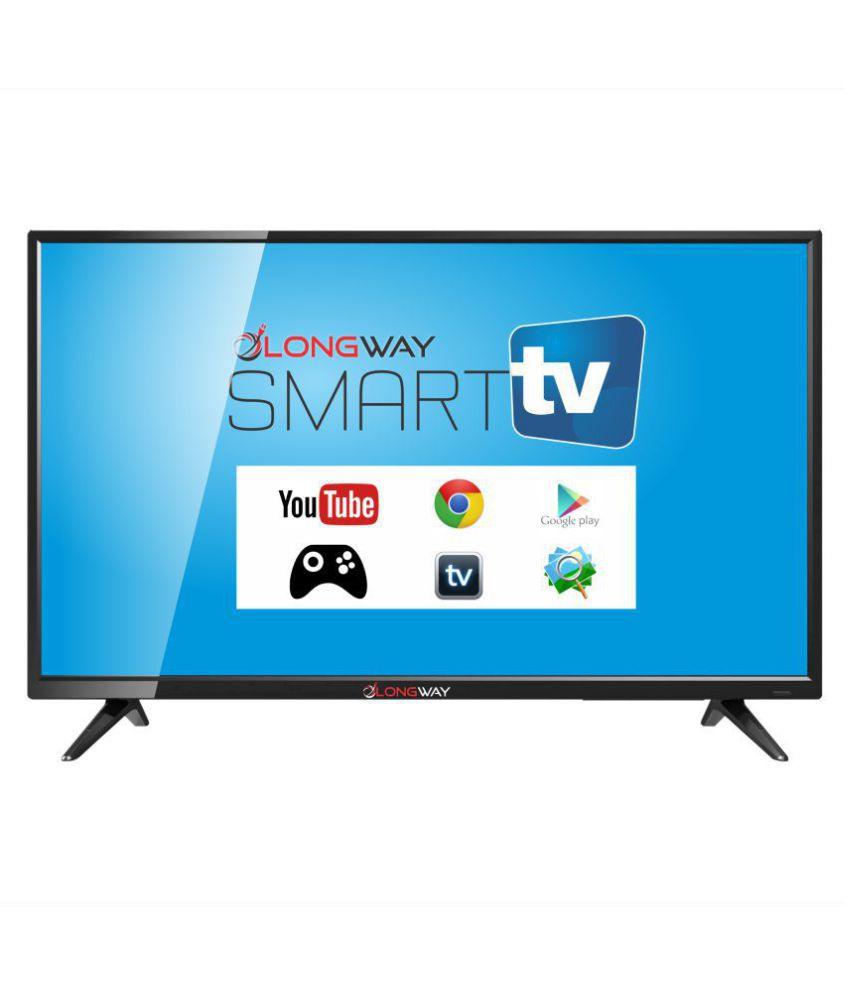 LONGWAY S7005 102 cm ( 40 ) Full HD Smart LED Television