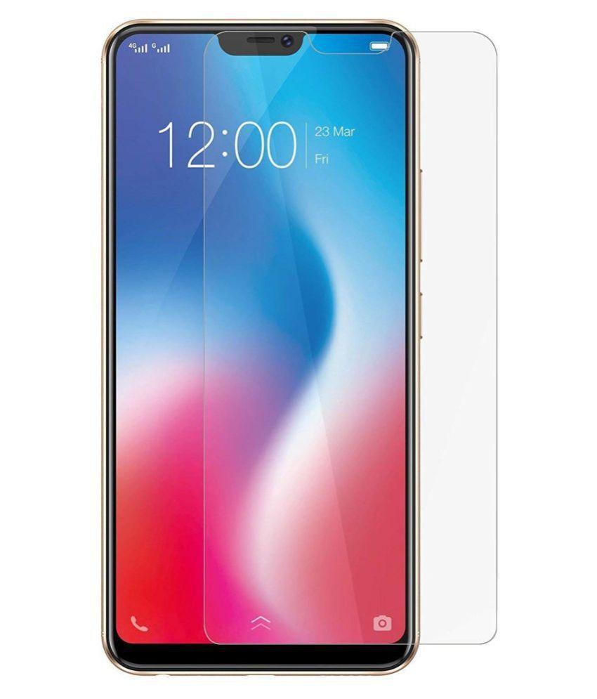 Vivo V9 Pro 6D Screen Guard By Big B 11 D Tempered Glass