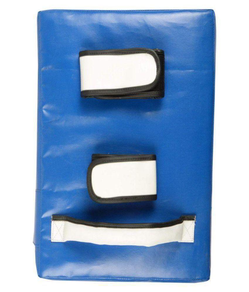 Axson Unisex SRF Leather Boxing Kick Pad Blue