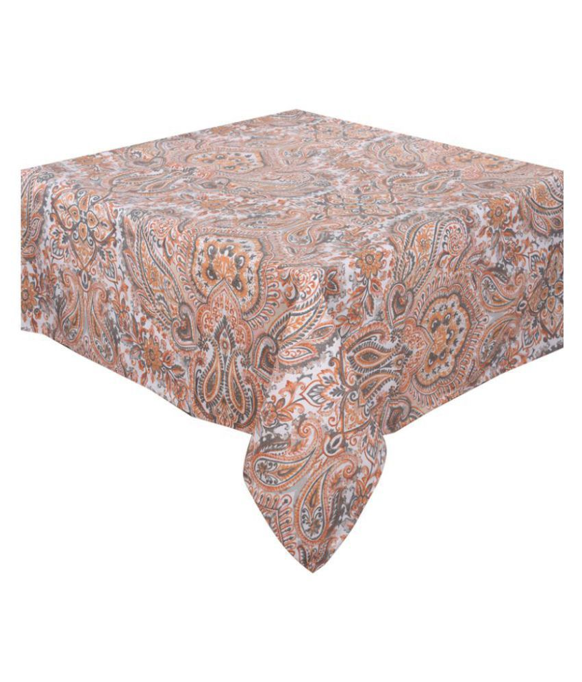 LOVE FOR HOME 2 Seater Cotton Single Table Covers