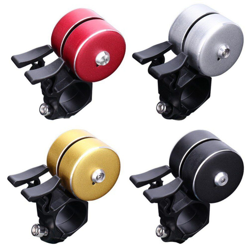 Stainless Steel Safety Ring Handlebar Bell Sound for Bike Bicycle Cycling Alarm