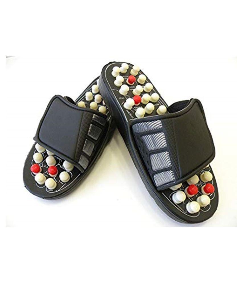 EASTERN CLUB Black Slippers