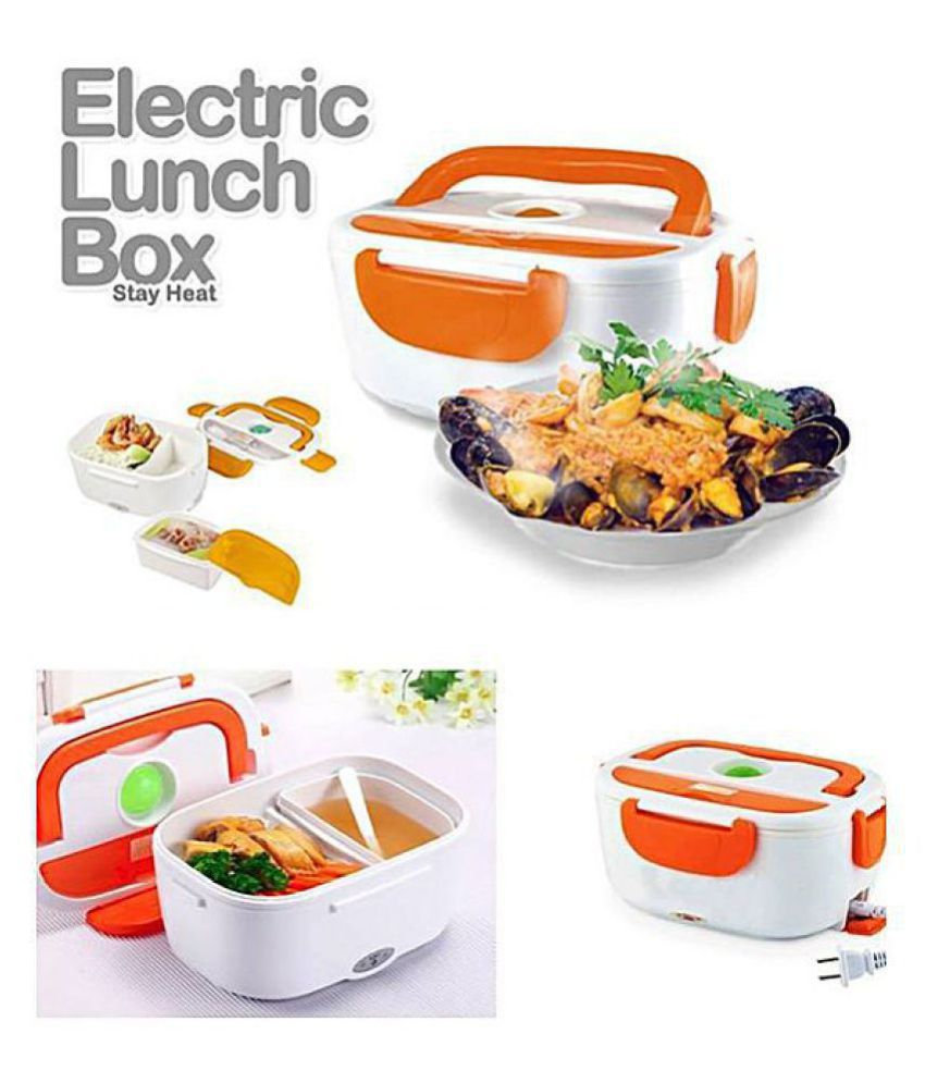 DREAMSKART Assorted PVC Lunch Box