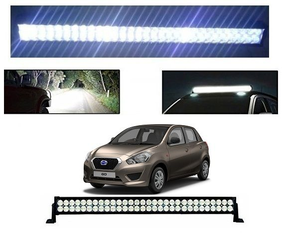 Trigcars Datsun Go Bar Light Fog Light 51Inch 120Watt