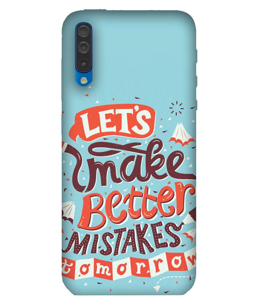 Samsung Galaxy A50 Printed Cover By Emble