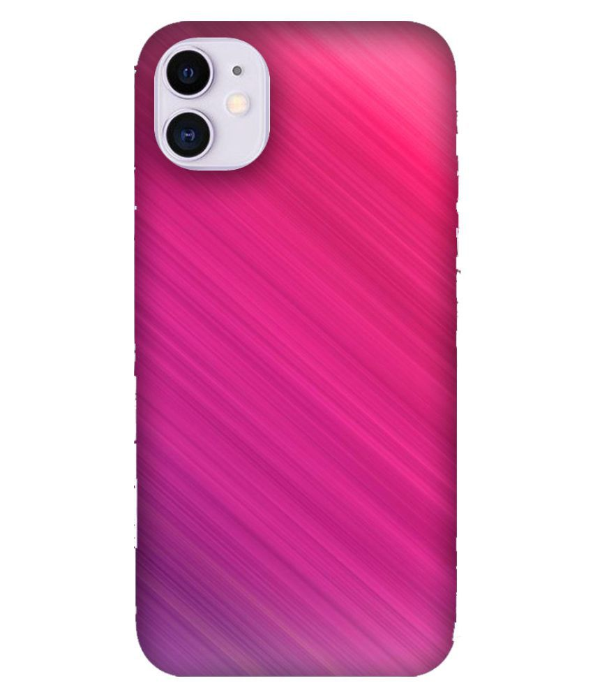 Apple iPhone 11 Printed Cover By Emble