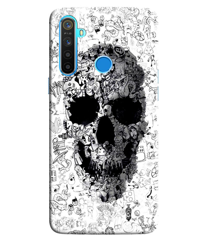 Realme 5 Pro Printed Cover By HI5OUTLET