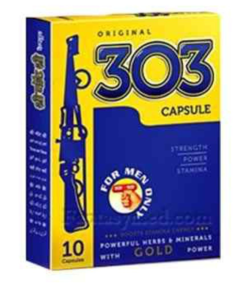Dindayal 303 Capsule 10 no.s Pack Of 2