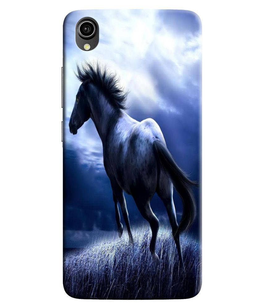 Vivo Y90 Printed Cover By HI5OUTLET
