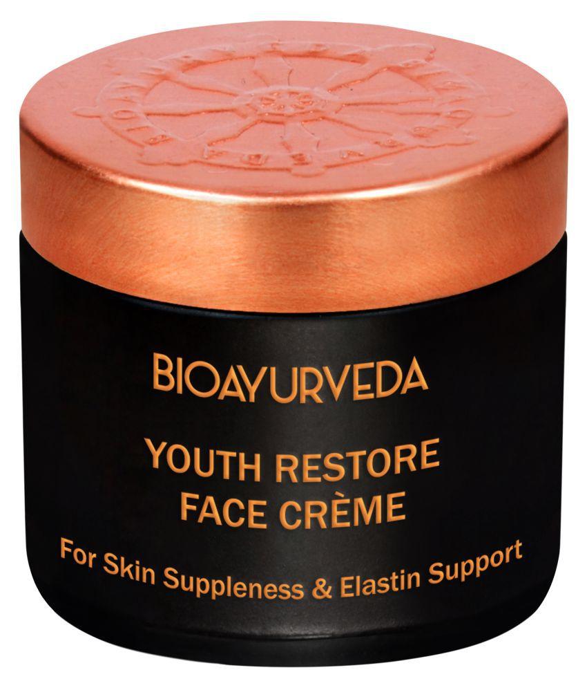 BioAyurveda Youth Restore Face Cream Day Cream 60 gm