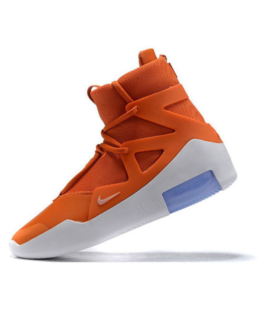 Beca complicaciones Reductor  Nike Fear of God 1 Multi Color Basketball Shoes - Buy Nike Fear of God 1  Multi Color Basketball Shoes Online at Best Prices in India on Snapdeal