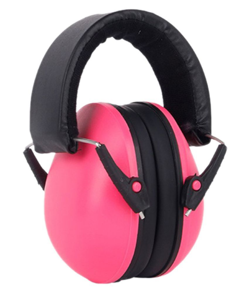 2 x Kids Baby Ear Muff Defenders Noise Reduction Comfort Festival Protection