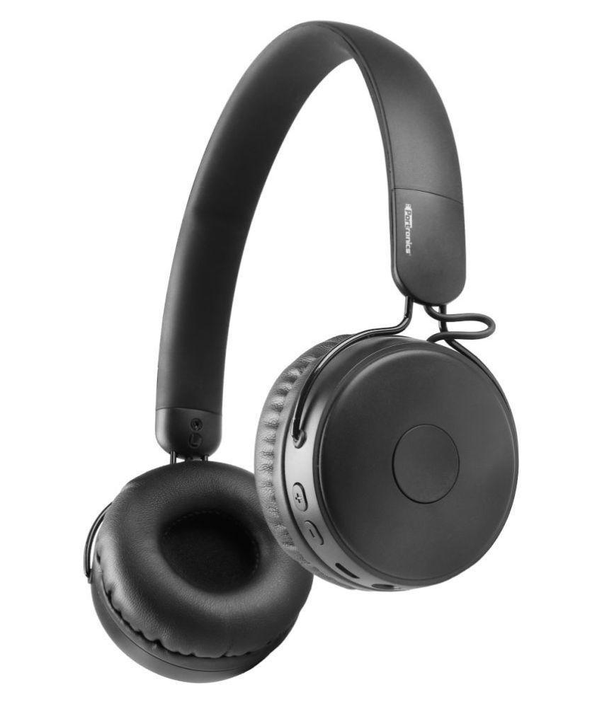 Portronics Muffs M Over Ear Wireless With Mic Headphones/Earphones