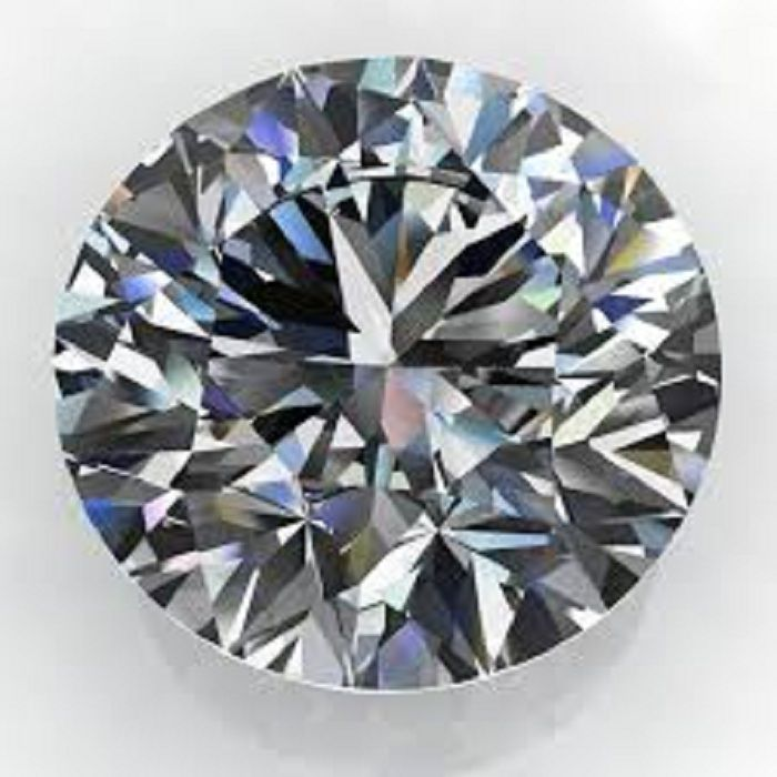 Certified Gems Gallery1.08 Carat  Natural  Moissanite (Diamond) By Lab Certified