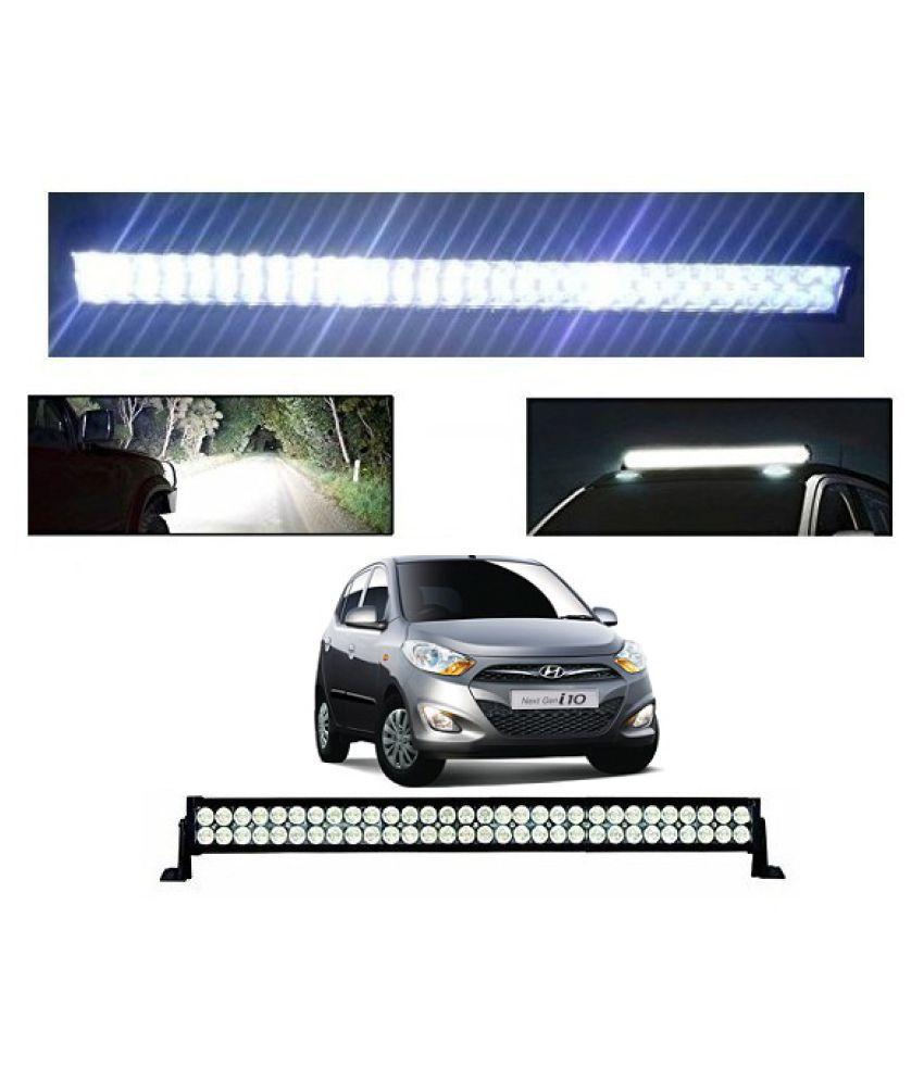 Neeb Traders Hyundai i10 Bar Light Fog Light 41Inch 120Watt