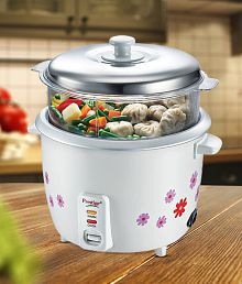 Prestige 1.8 Ltr Electric Rice Cooker - PRWOS