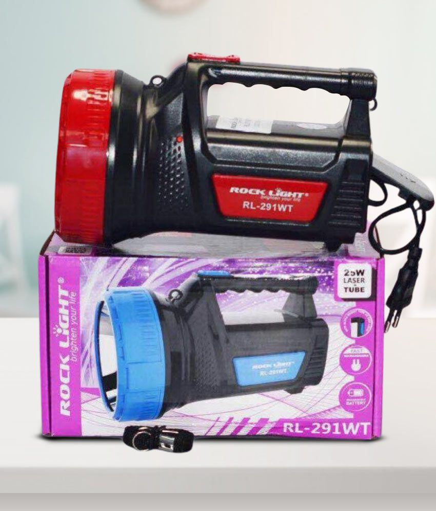 Rock Light 25W Flashlight Torch - Pack of 1