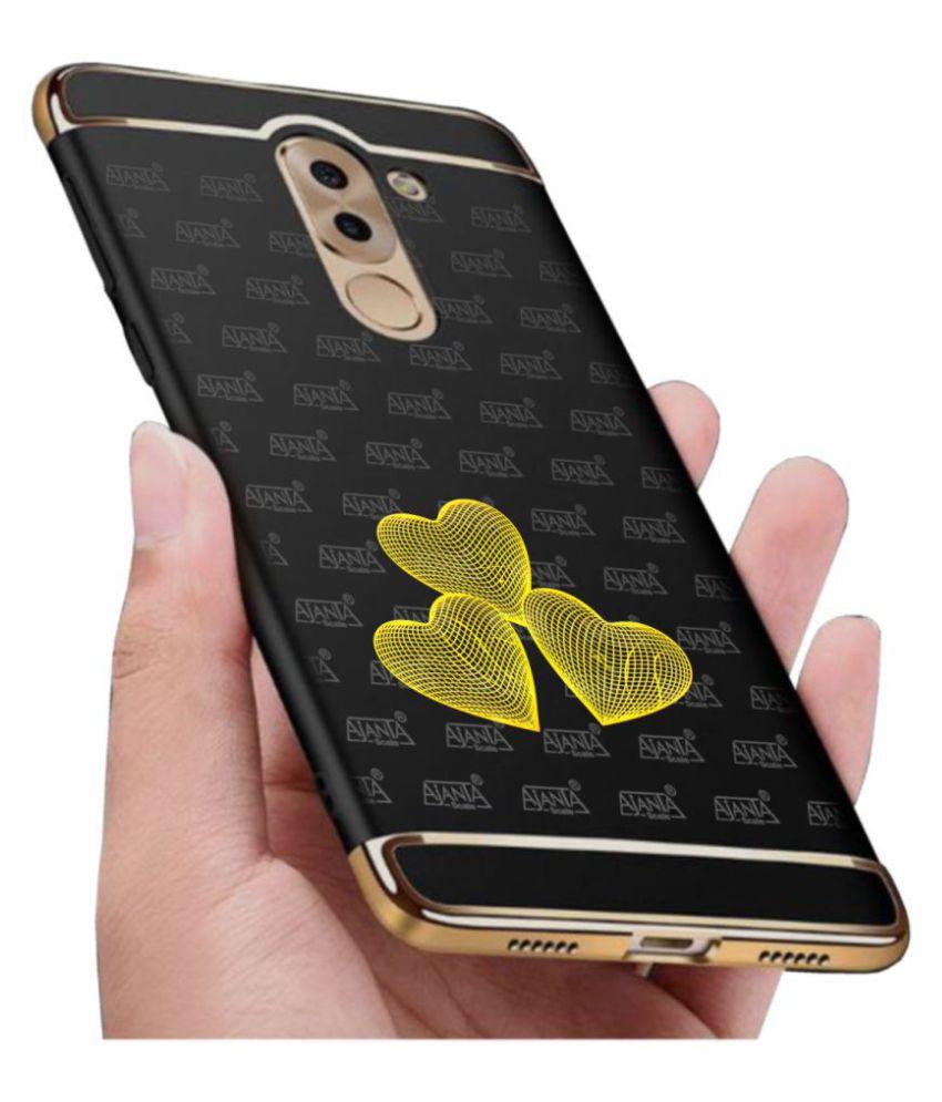 AJANTA Love Heart 4063 24K Gold Mobile Sticker(free one sticker)