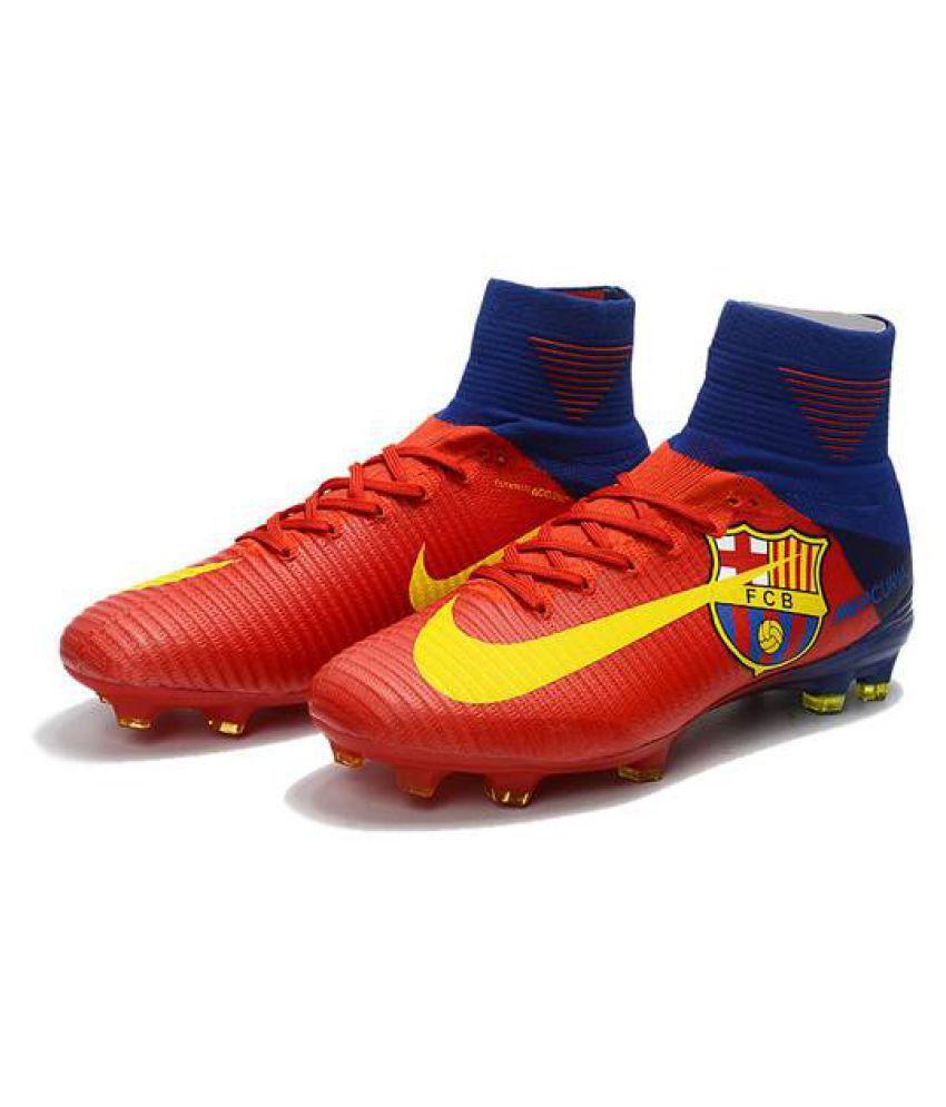 nike multicolor football boots