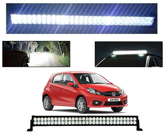 Neeb Traders Honda Brio Bar Light Fog Light 41Inch 120Watt