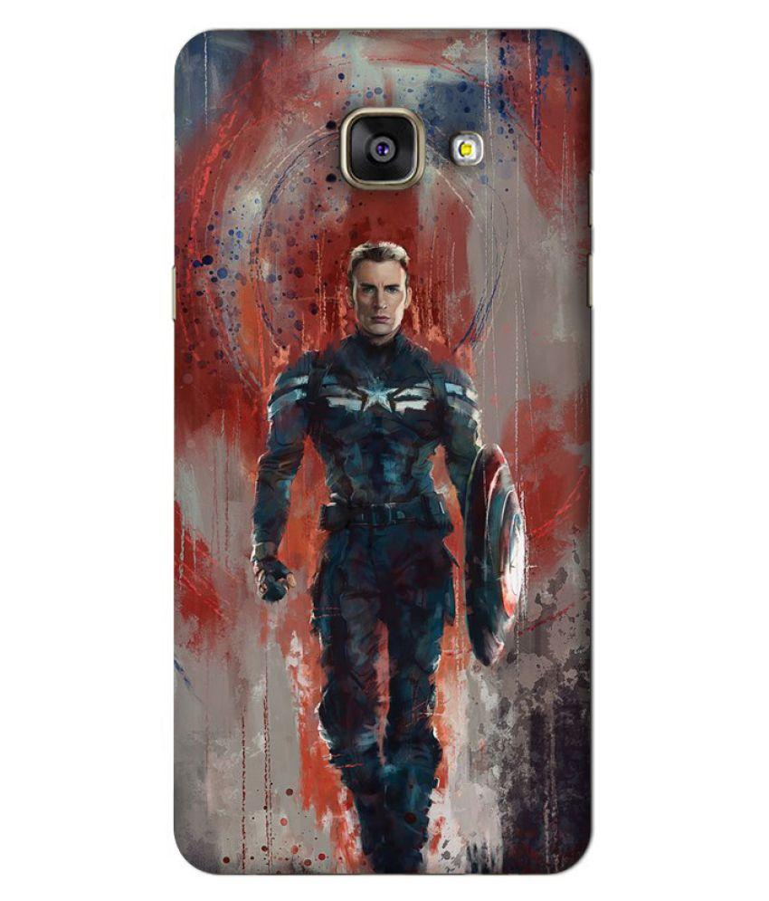 Samsung Galaxy A7 2016 Printed Cover By GV GODESHWARAM